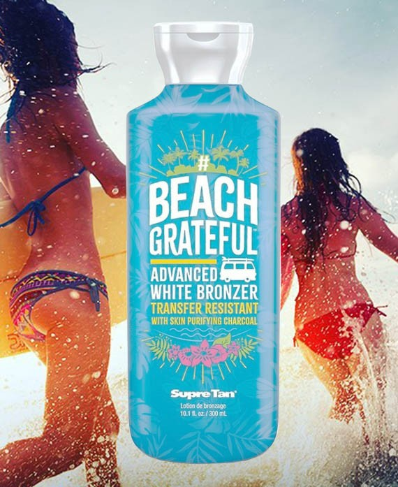 Beach Grateful