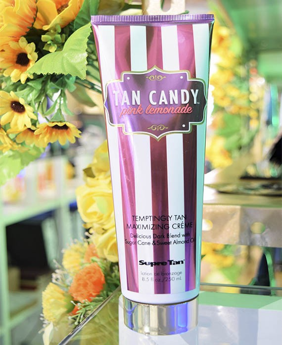 Tan Candy Pink Lemonade