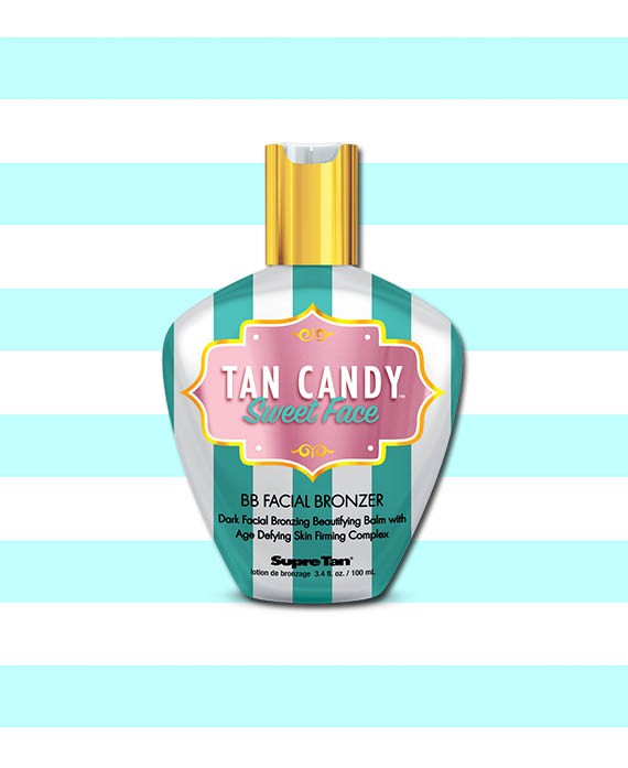 TAN CANDY SWEET FACE