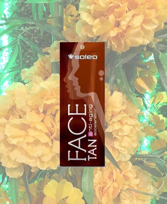 Face Tan saqueta