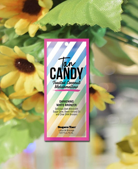 Tan Candy Toasted Coconut Marshmallow